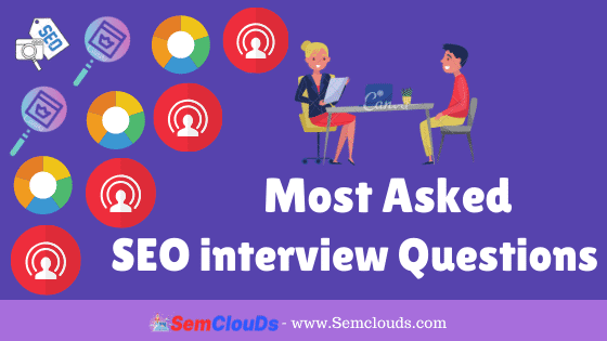 seo interview questions