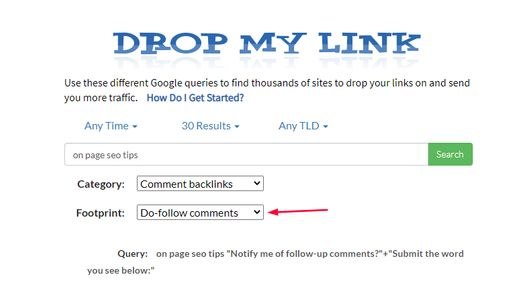 high dofollow blog commenting sites list